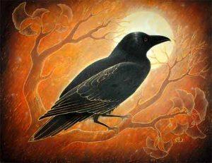 bhushunda-crow